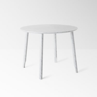 Ballerina 72 dining table in marble