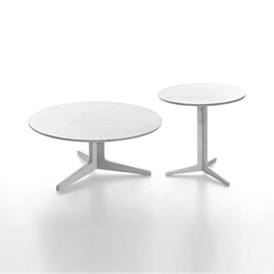 Jeeves low table in marble