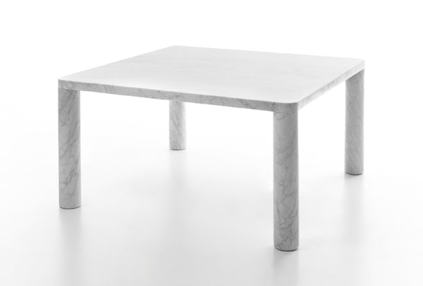 dining table in marble King Poodle