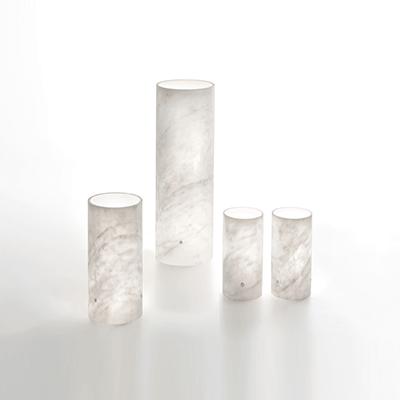 Lamps in marble Marsotto Edizioni