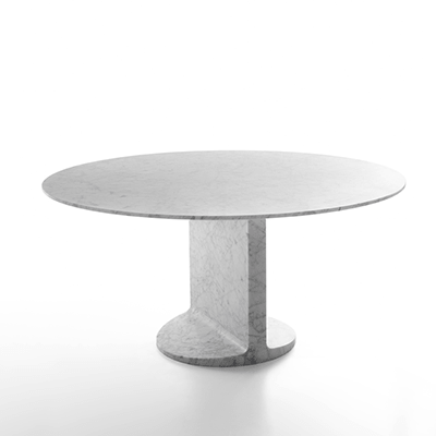 Mimmo dining table in marble