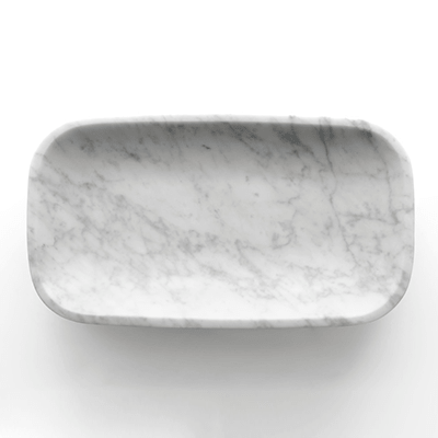 Pina fruit bowl in marble