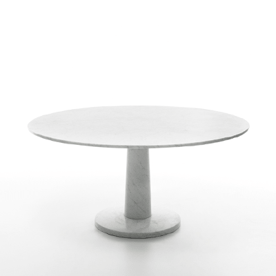 Pondicherry dining table in marble