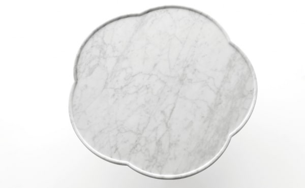 Soya design by Claesson Koivisto Rune in white marble