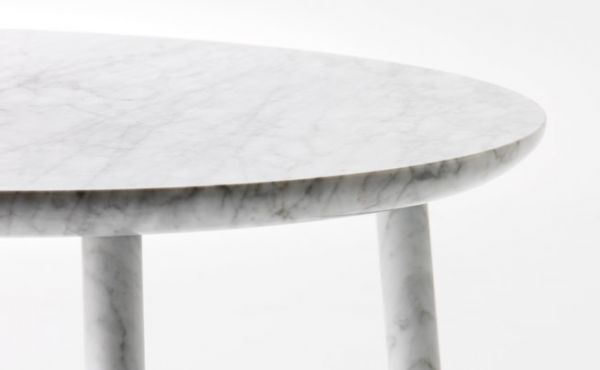 Ballerina round low table