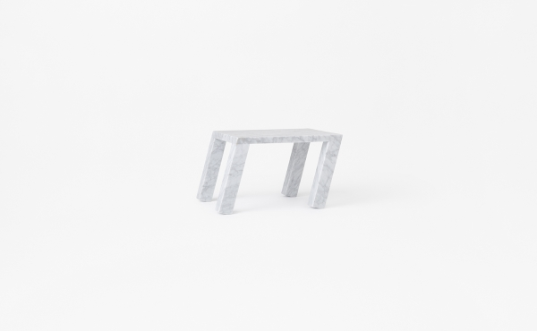 side table design by Nendo Oki Sato Nod