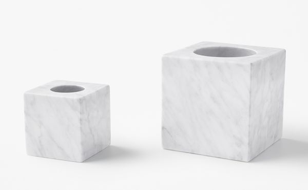 candle holder design by nendo oki sato
