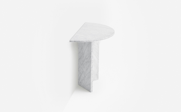 Split Joint modular table design by Nendo Oki Sato