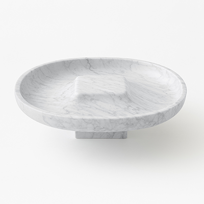 Vases and Bowls in marble Marsotto Edizioni