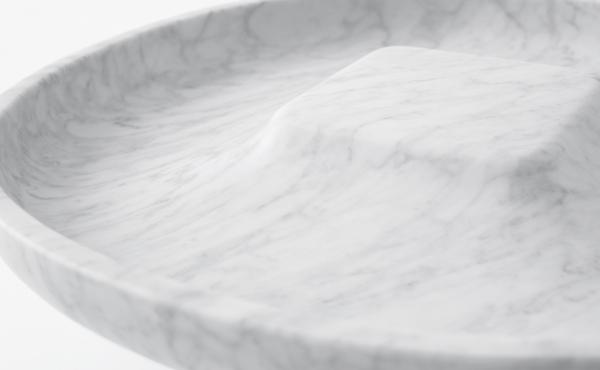 Underbowl L bowl details